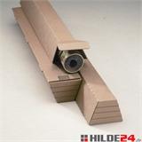 Trapez-Versandhülse - schmale Ausführung - HILDE24 Verpackungen