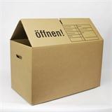 Umzugskarton - 2.3 BC, braun, Innenmaße: 650 x 350 x 370 mm