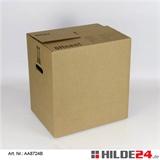 Umzugskarton - 435 x 340 x 475 mm - zweiwellig | HILDE24 GmbH