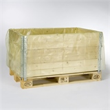VCI Korrosionsschutz Seitenfaltenhaube als Inlett - HILDE24 Verpackungen