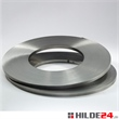 Verpackungsstahlband 12,70 x 0,5 mm blank Scheibenwicklung - HILDE24 Verpackungen