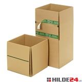 Versandkarton Premium 284 x 284 x 284 mm - HILDE24 Verpackungen