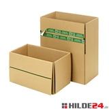 Versandkarton Premium 476 x 276 x 272 mm - HILDE24 Verpackungen