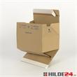 Versandverpackung Smallfix - Automatikboden und vollüberlappende Boden- und Deckelklappen - HILDE24 Verpackungen