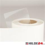 Verschlussetiketten aus PP, 50 my, transparent | HILDE24 GmbH