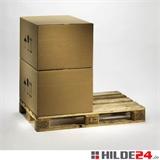 Wellpapp-Container 786 x 586 x 422 mm mit vorgedruckten Symbolen | HILDE24 GmbH