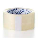laio® TAPE 14710 Klebeband, transparent, 50 mm x 90 lfm, mehr Laufmeter pro Rolle