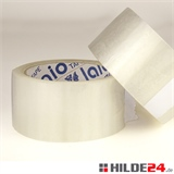 laio® TAPE 47510, leise abrollend, transparent | HILDE24 GmbH