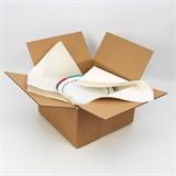 quadratischer Karton