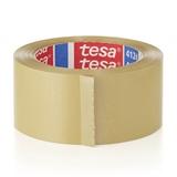 tesa® 4124 PVC Klebeband braun, 50 mm x 66 lfm - HILDE24