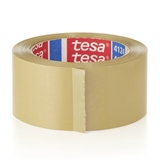 tesa® 4124 premium PVC Klebeband, braun, 50 mm x 66 lfm