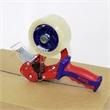tesa® Abroller 6400 Handabroller Comfort mit Verletzungsschutz und gummiertem Griff